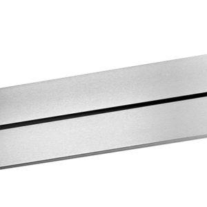Profilo alluminio 100x16